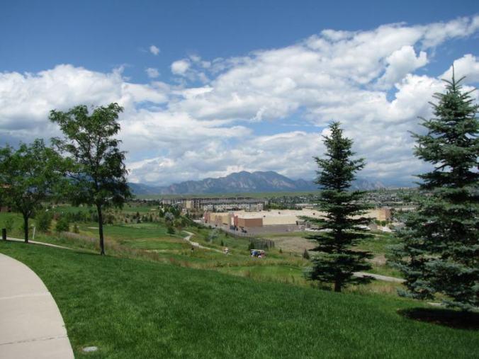 Denver - rocky mountains