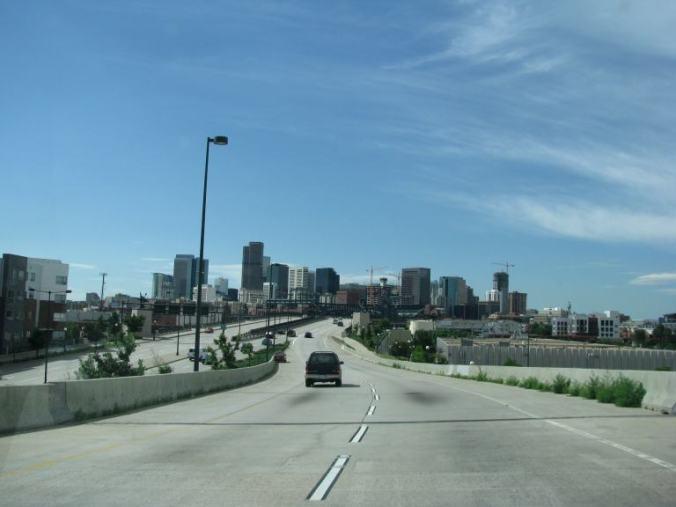 Denver - skyline