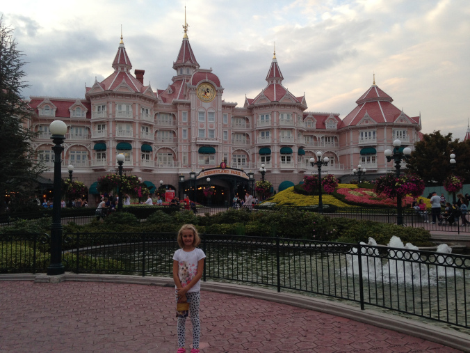 Disneyland Paris - hotel