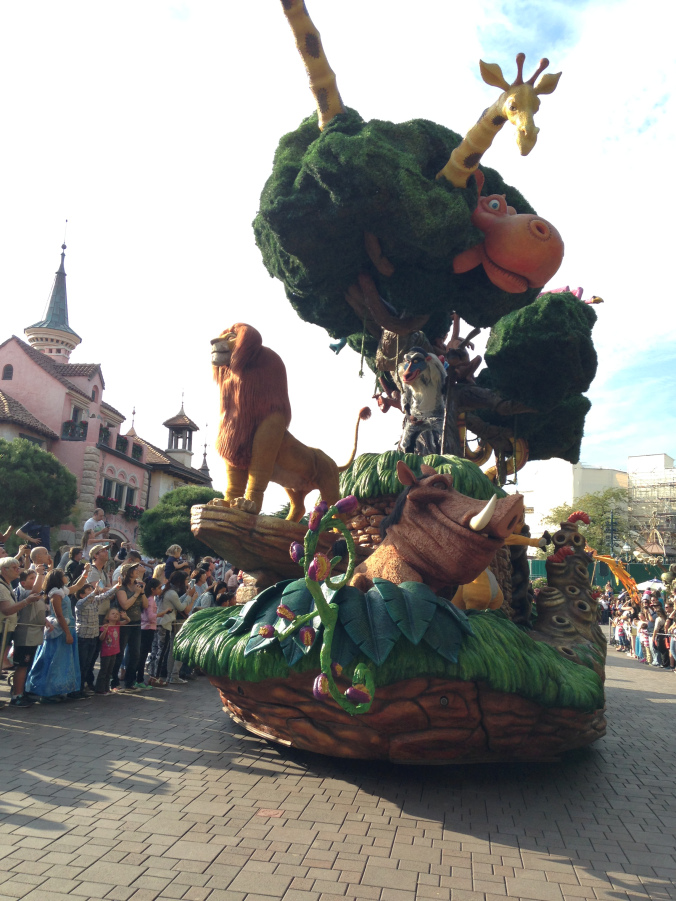 Disneyland Paris - parade4