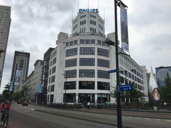 Eindhoven - philips former headquarter