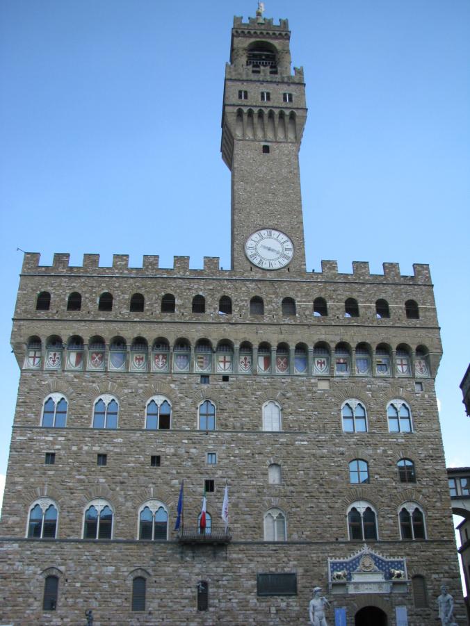 Florenta - palazzo vecchio