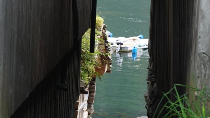 Geiranger - boats