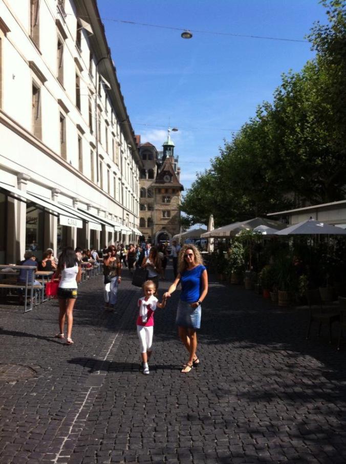 Geneva - restaurants