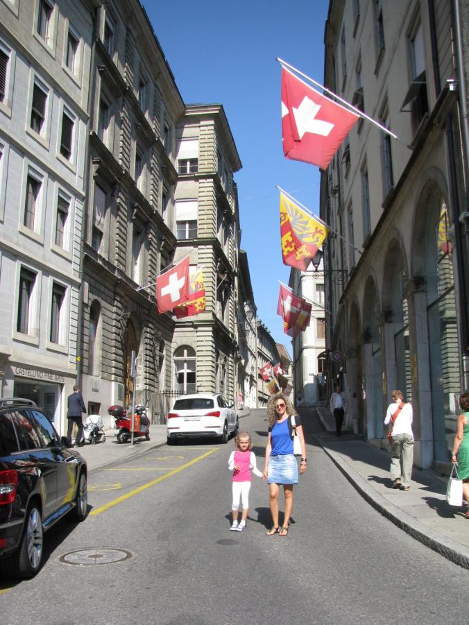Geneva - street