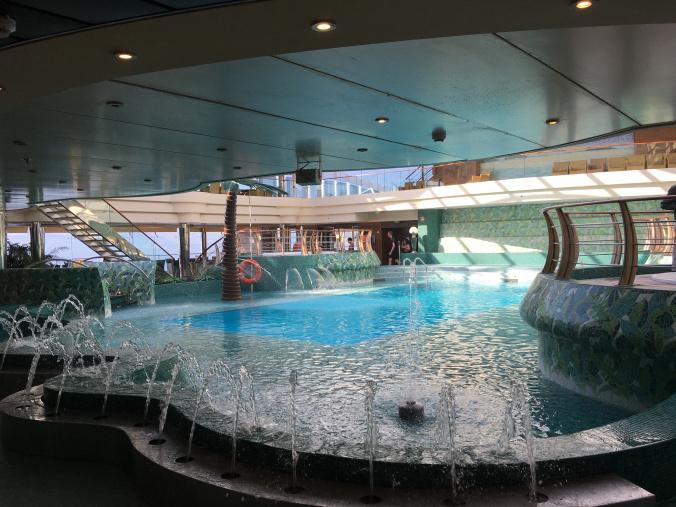 Genova - indoor pool