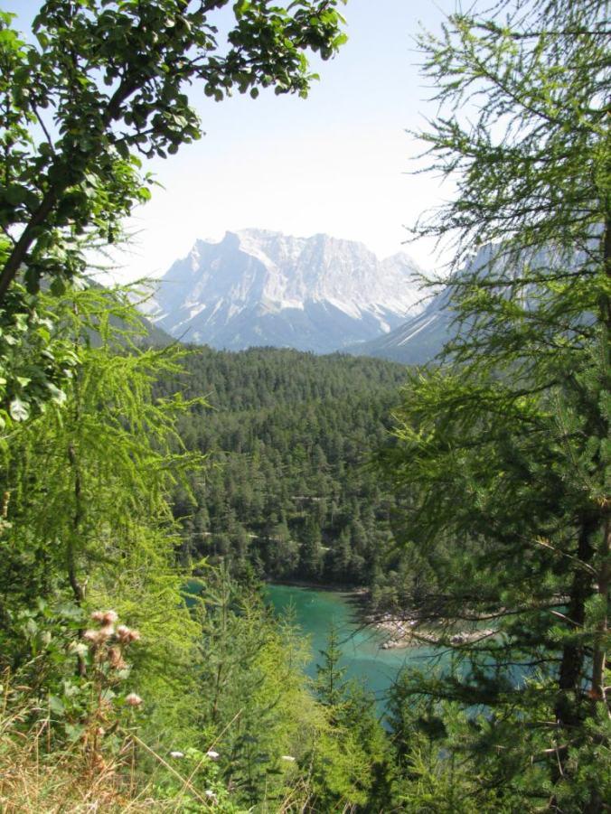 Grossglockner - Carinthia lake