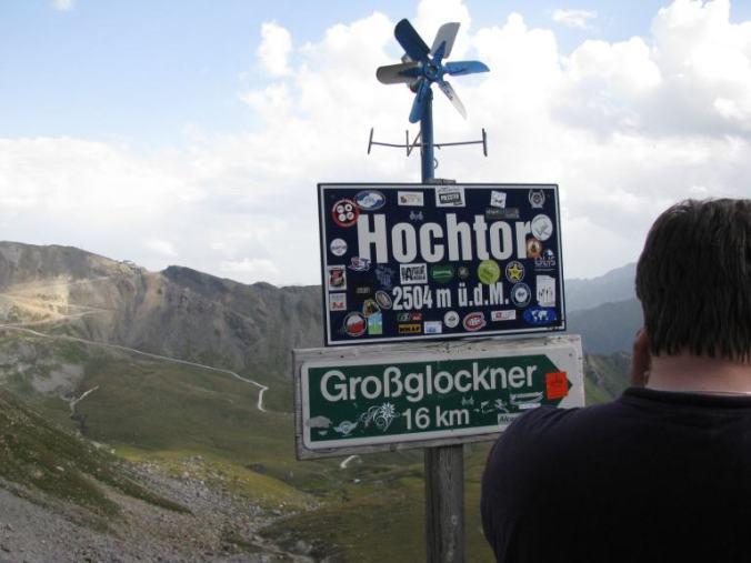 Grossglockner - hocthor