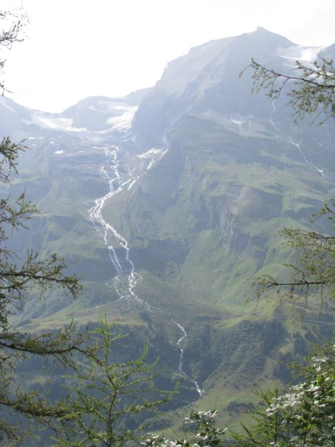 Grossglockner - waterfall