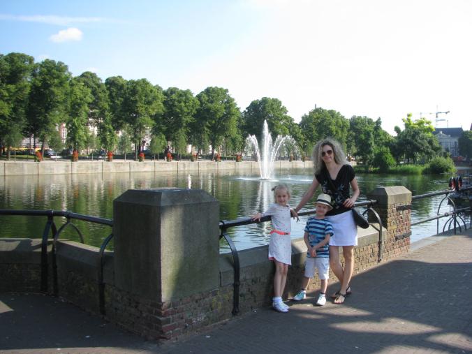 Haga - binnenhof tour