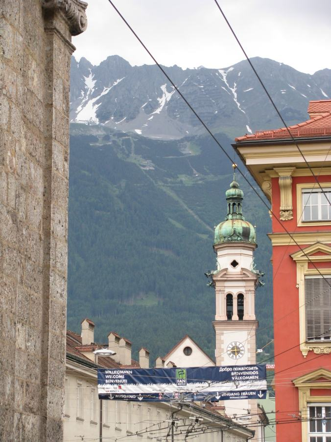 Innsbruck - sdatturm