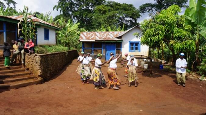 Kilimanjaro - chagga dance