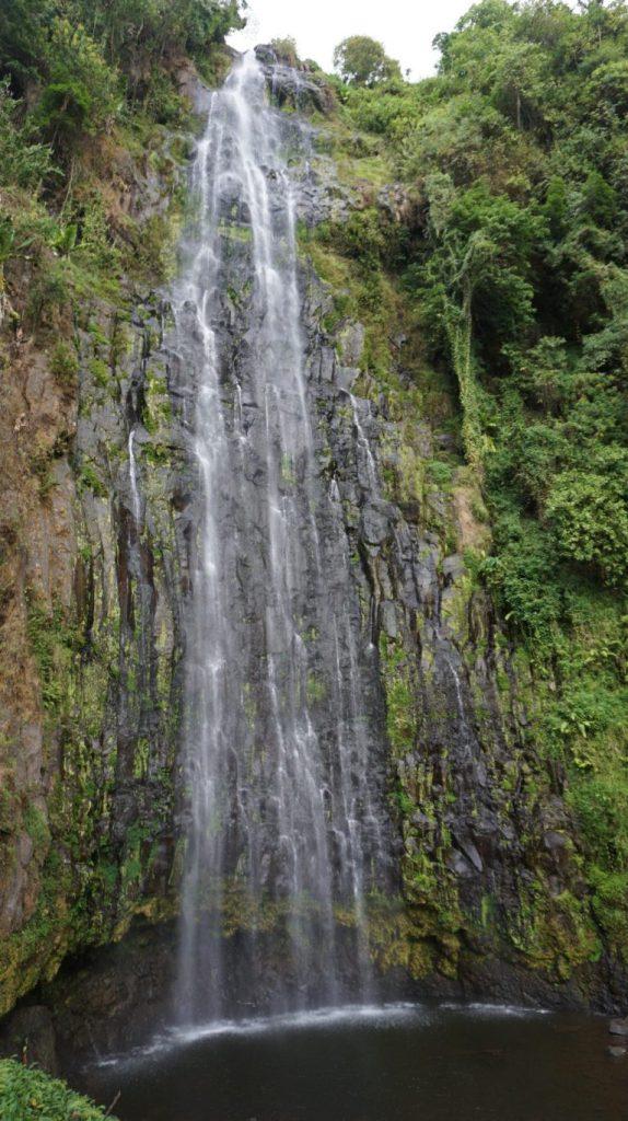 Kilimanjaro - waterfall