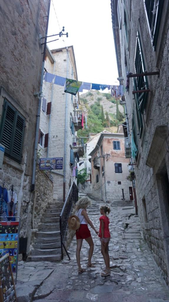 Kotor - old town