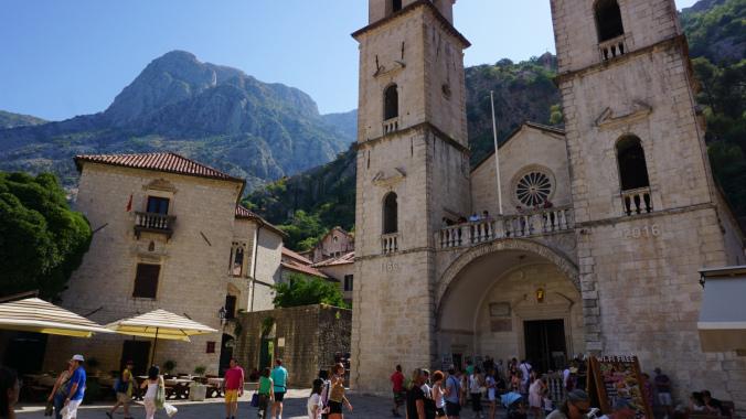 Kotor - old town1