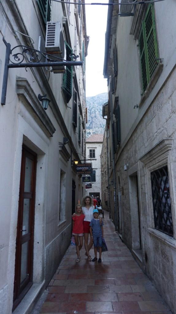 Kotor - street