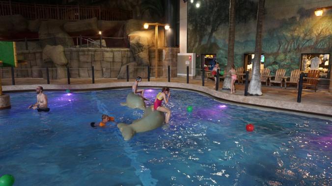Lalandia - pool