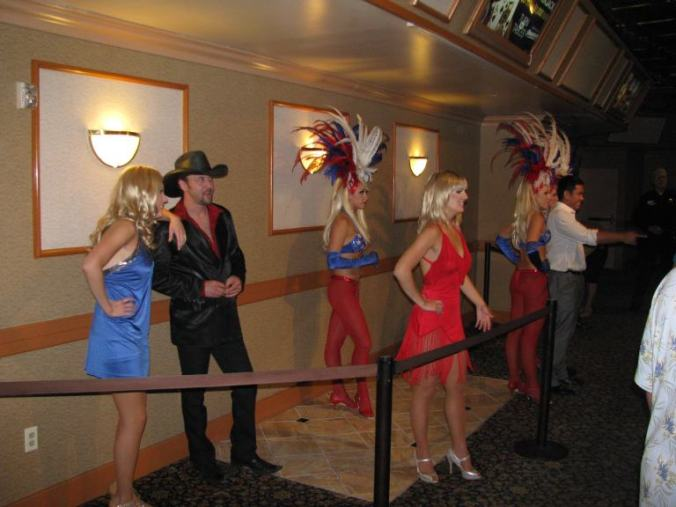 Las Vegas - Strip show