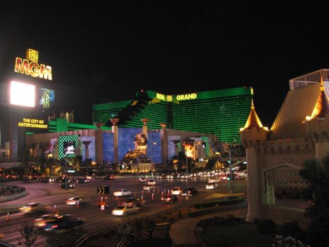 Las Vegas - mgm hotel