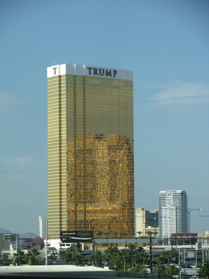 Las Vegas - trump hotel