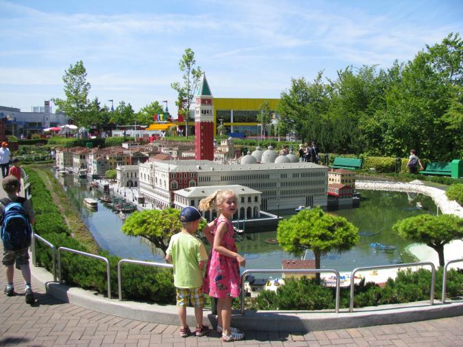 Legoland Germania - attractions1