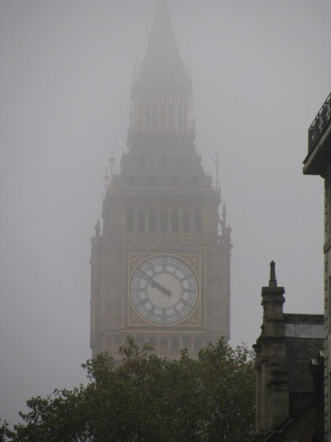 Londra - big ben