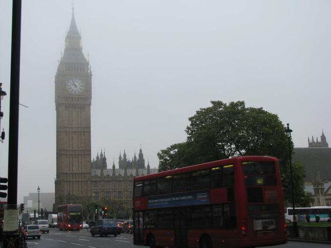 Londra - big ben1