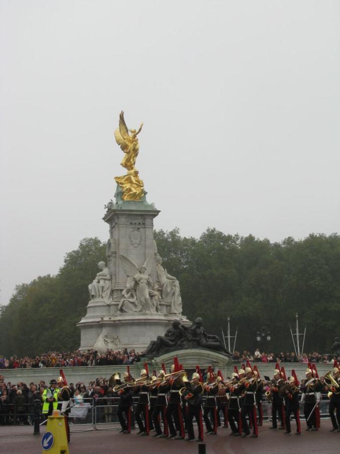 Londra - buckingham palace1