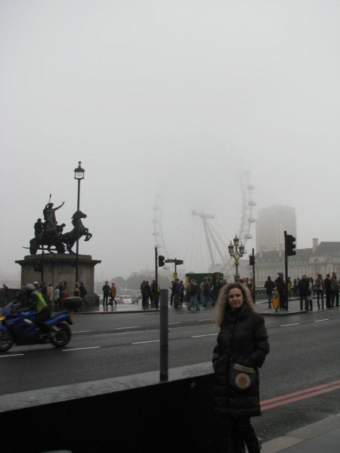 Londra - london eye
