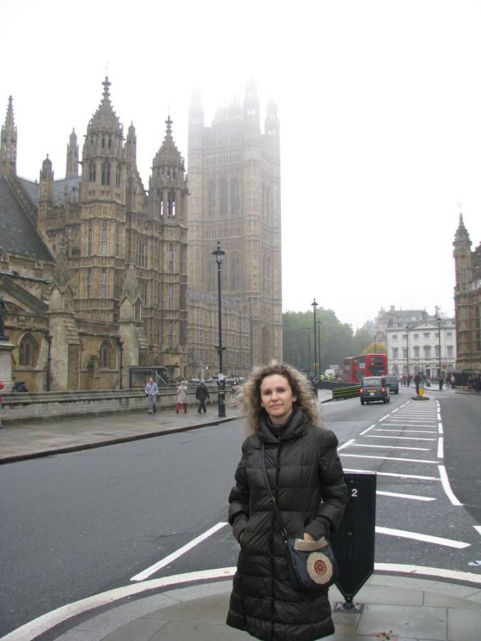 Londra - parliament palace