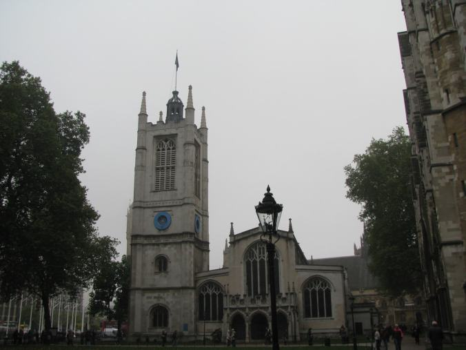 Londra - st margaret church1