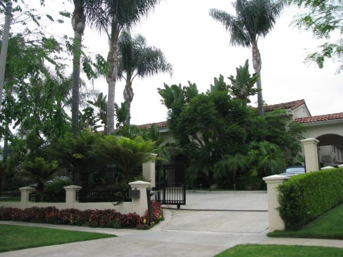 Los Angeles - beverly hills houses1