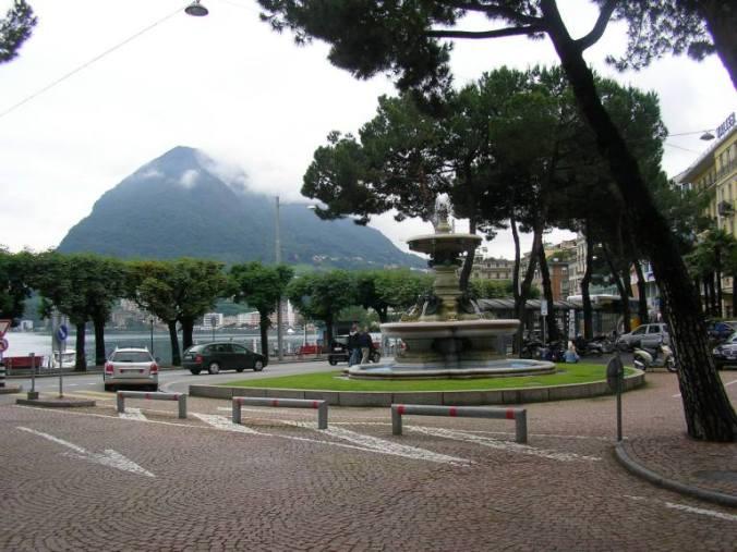 Lugano - square