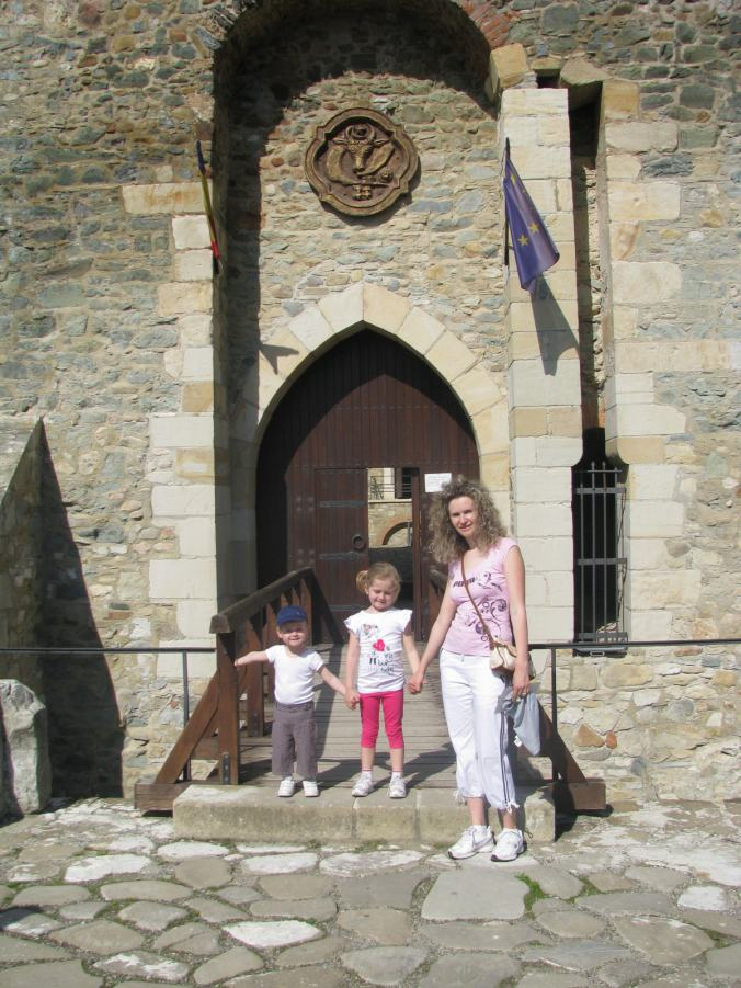 Manastirile din Moldova -cetatea neamt 4