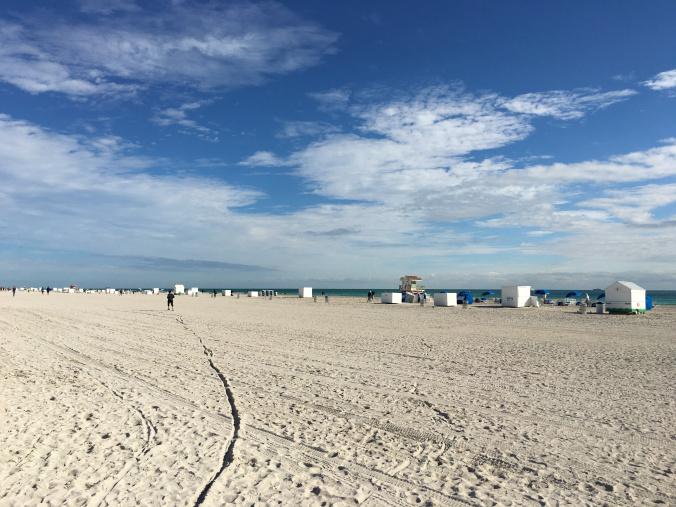 Miami - beach view
