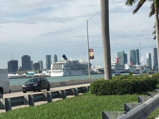 Miami - cruise ship