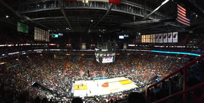 Miami - heat game