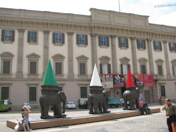 Milano - Duomo square