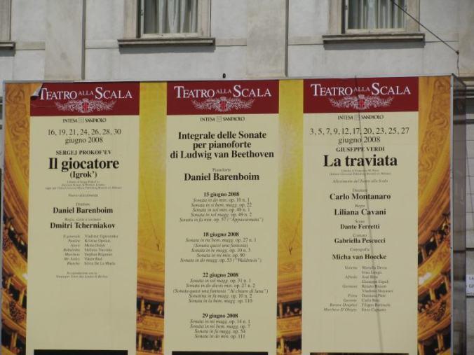 Milano - scala