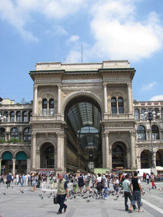 Milano - vittorio emanuele