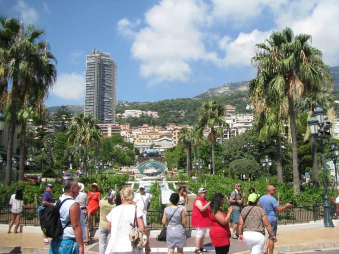 Monaco - downtown