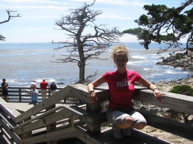 Monterey - 17 mile drive view