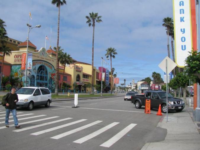 Monterey - downtown