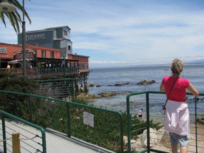 Monterey - view