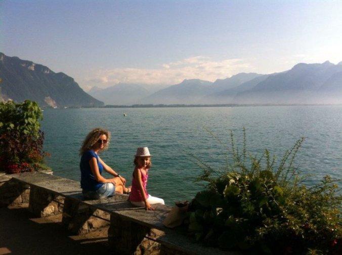 Montreux - lake geneva
