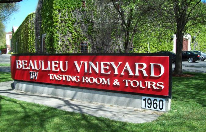 Napa Valley - winery