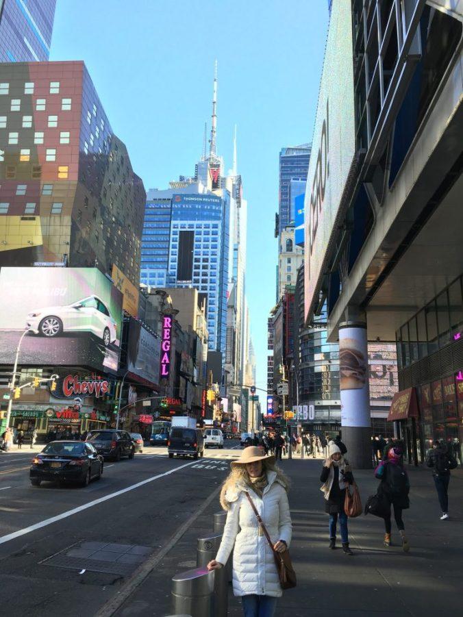 New York - little italy