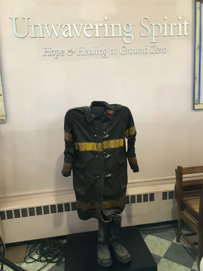 New York - st paul chapel1