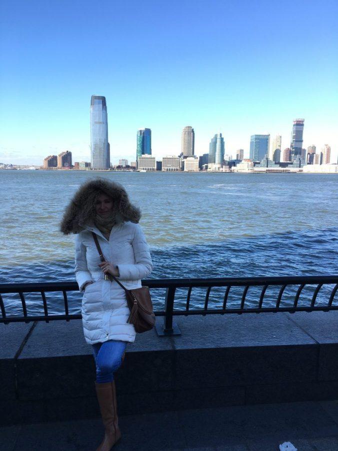 New York - view