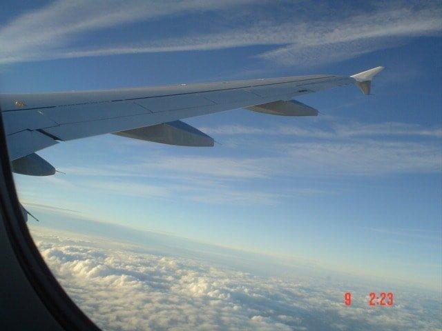 North Carolina si Washington DC - flight